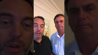 URGENTE: Em transmissão ao vivo, Bolsonaro anuncia candidatura pelo PSL