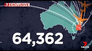 Refugee Treason As Gov Imports 65K By Plane, Propagandising Boats. Seven + Nine News