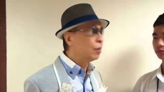 鐘聲慈善社教育助學基金綜合表演晚會嘉賓專訪 PART 3
