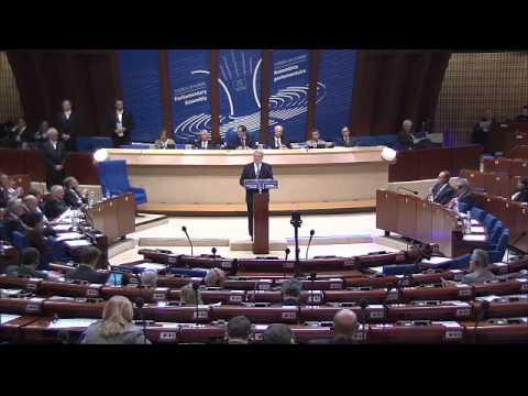 "German President Joachim Gauck: ""Never economise on human rights"""
