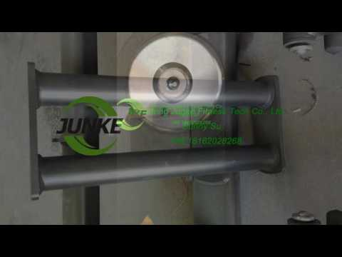 JUNKE FITNESS-STRENGTH MACHINES DETAIL