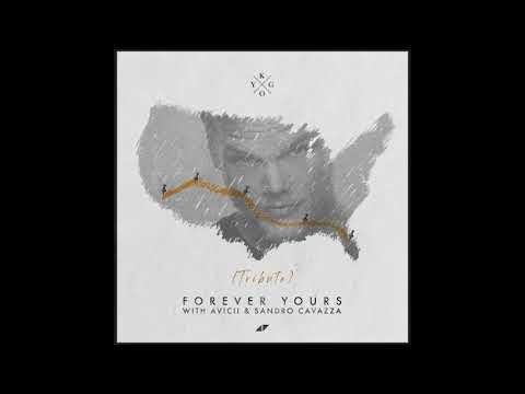 Forever Yours - Avicii & Kygo Ft. Sandro Cavazza (Instrumental)