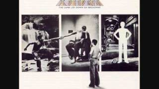 Genesis - Here Comes the Supernatural Anaesthetist
