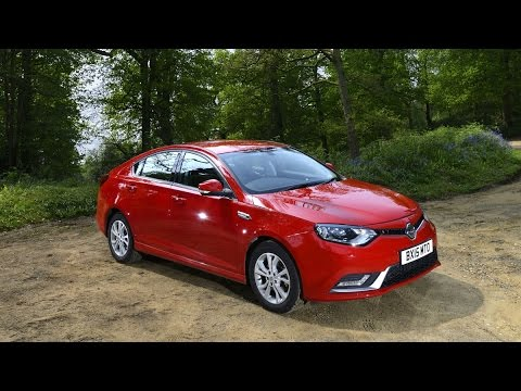 Car Review: MG6