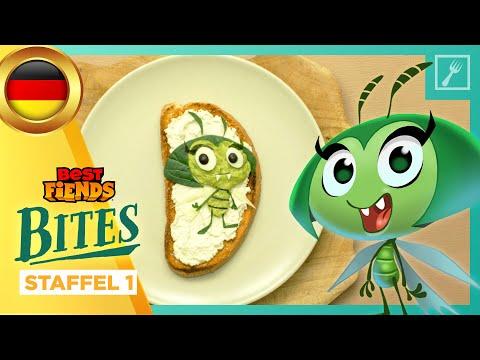 best-fiends-rezept:-lacey's-ricotta-avocado-toast