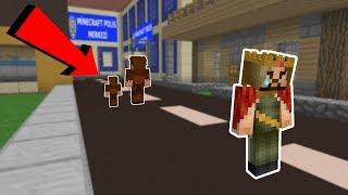 ZENGİN, FAKİRİ ŞEHİRDEN KOVUYOR! 💔😢 - Minecraft
