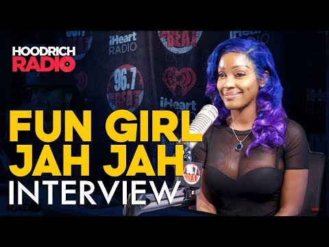 DJ Scream - Fun Girl Jah Jah Talks Superwoman, Repping Westside Atlanta & More