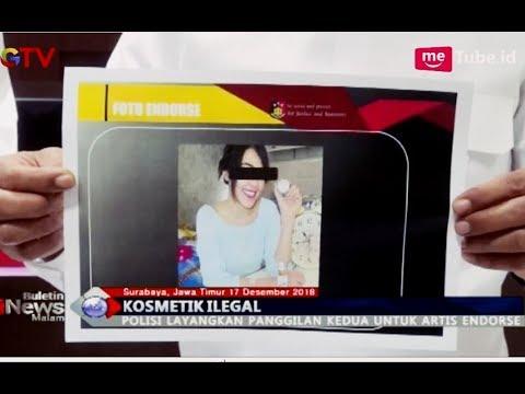 Mangkir, Polisi Akan Panggil Paksa Via Vallen dan Nella Kharisma Terkait Kosmetik Ilegal - BIM 17/12 Mp3