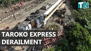 How did one of Taiwan's deadliest train derailment happen?