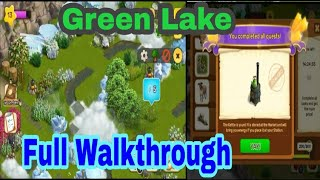 KLONDIKE ADVENTURES | Green Lake | Full Walkthrough And All Task Complete | by amazing gameplay
