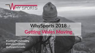 Geoff Thompson MBE, FRSA, DL, Presentation. Why Sports Wales Conference 2018