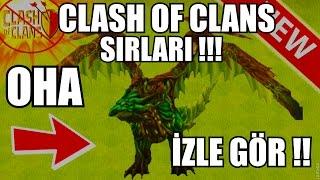 Clash Of Clans'ın SIRLARI #1   30 GÜN SALDIRI ALMAMAK  