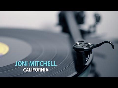 JONI MITCHELL -- California (vinyl)