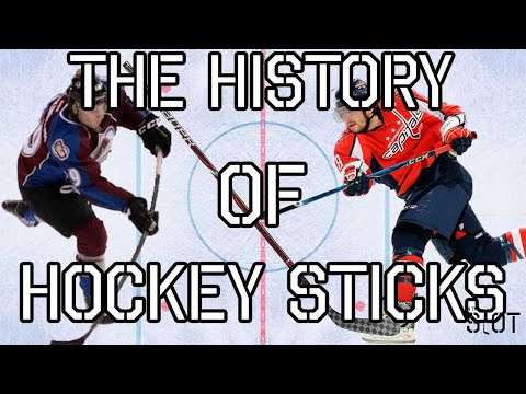 The History Of Hockey Sticks