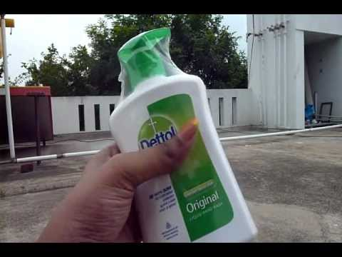 review : Liquid hand wash by DETTOL