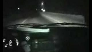 la chica de la curva ( accidente de fantasma en coche)