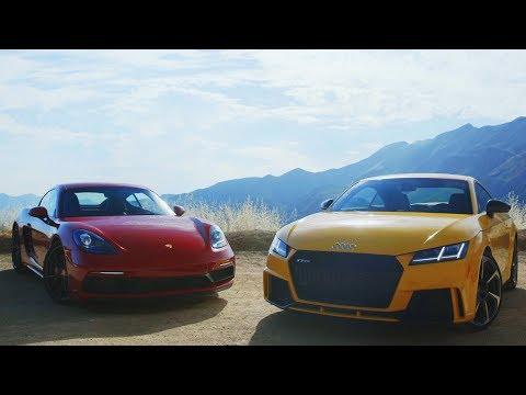 Legitimately In It: Audi TT RS — Head 2 Head Preview Ep. 106
