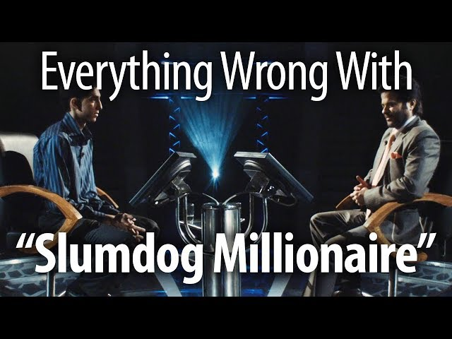 Everything Wrong With Slumdog Millionaire