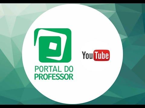 Uso Pedagógico dos Portais Educacionais - Portal do Professor no YouTube
