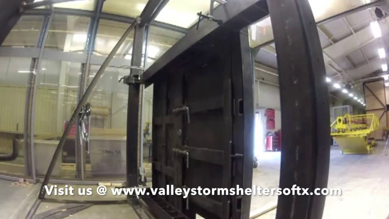 valley storm shelter ef5 tornado debris impact testing at texas