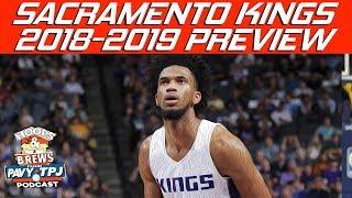Sacramento Kings 2018-2019 Season Preview (feat The Schmo)   Hoops N Brews