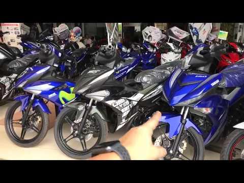 Giá xe máy Yamaha tháng 11/2017 với R15 V3.0 bán chính hãng, Jupiter RC&GP và Sirius ra màu mới