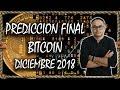 Predicción de Bitcoin Fin de Año 2018, Ripple y Bitcoin Cash   #BITCOIN V124