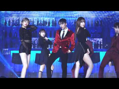 Thumbnail: 161226 가요대전 Who's Your Mama (Focus.vernon)