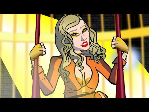 Look What You Made Me Do (CARTOON PARODY) TEASER