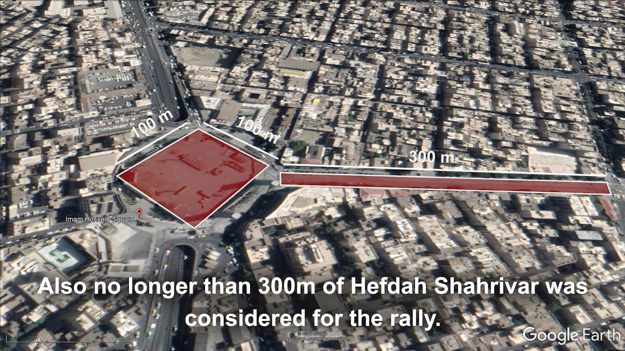 Tehran's failed attempts to launch pro regime rallies #Regime