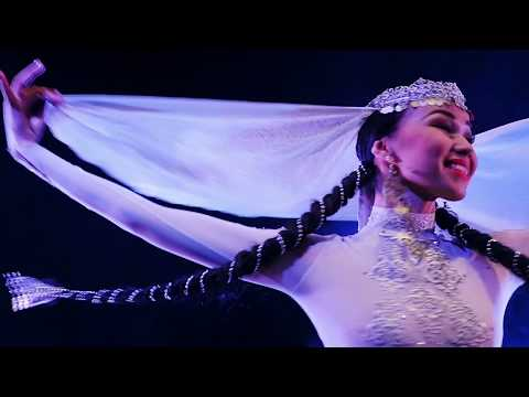 "Башкирский танец ""Зульхиза"" Исполняет: Миляуша Хайбуллина"