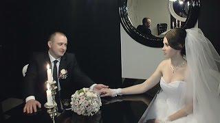 Свадебная прогулка. Свадебный клип.  Жених и невеста Артем и Елена. Старгород.