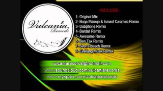 Vulcania Records [VNR012] Fiesta EP