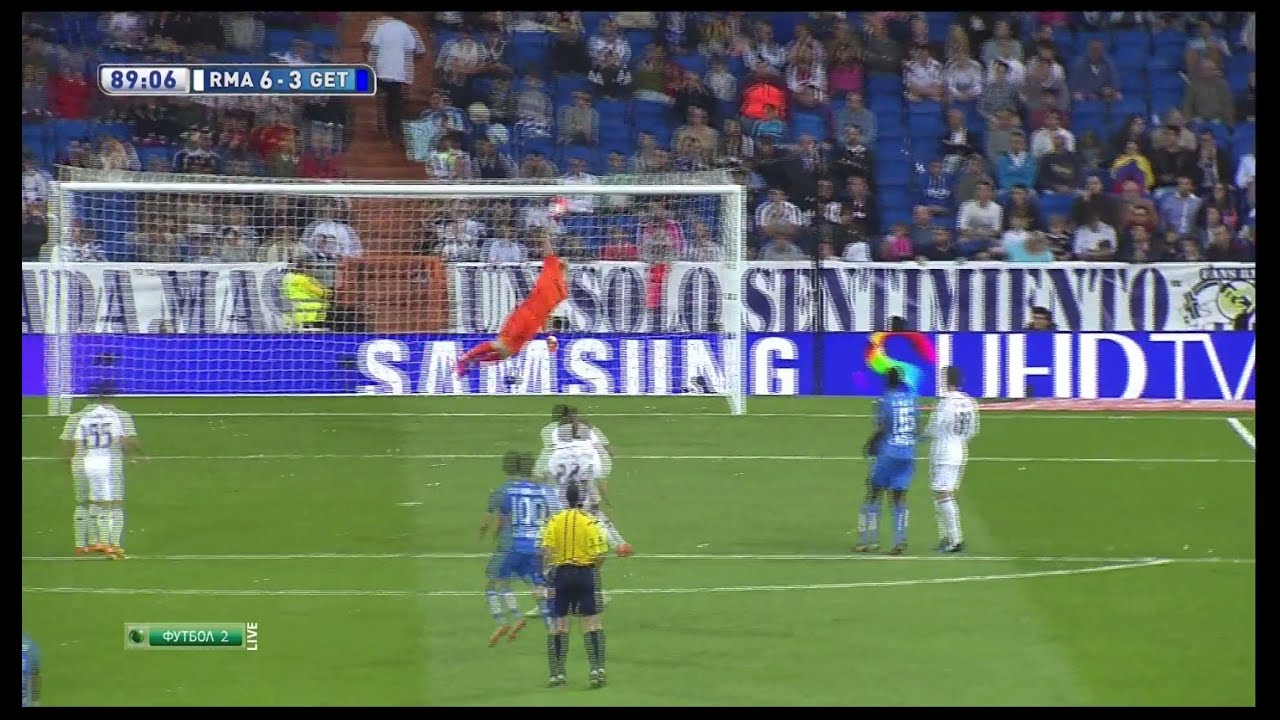 Getafe Real Madrid: Iker Casillas Vs Getafe, 23 05 2015, Real Madrid Vs Getafe