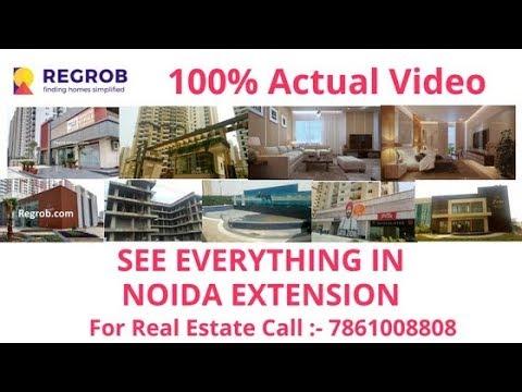 Ride in Noida Extension| Actual Video | Call 7861008808