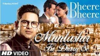 Muntashir Ki Diary Se Dheere Dheere Episode 11 Manoj Muntashir T Series & star series
