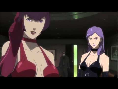 Ghost in the Shell: SAC -
