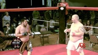 "ACSLIVE.TV Presents   ""Michigan Battle League""  MMA   Dustin Wiard  vs  Juan Sanchez"