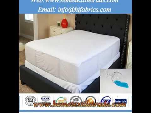Bed Bug Blocker 100 Waterproof Mattress Protector Youtube