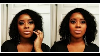 Makeup Tutorial| Holiday Party