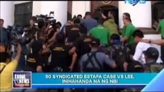 Gambar cover NBI prepares 50 charges of syndicated estafa against Delfin Lee