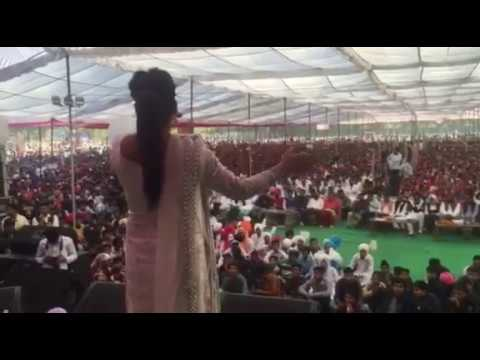 Anmol Gagan Maan Live Permormance In Khalsa College Ganganagar 2016