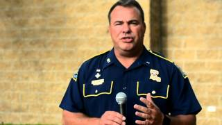 Easy Way To Prevent Crime From LA State Trooper Brooks David