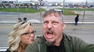Tom Smith From Fired Up Misfit Garage and Fast N' Loud at SEMA Roll Out Cruise