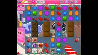 Candy crush saga level 1474 No booster 3 stars