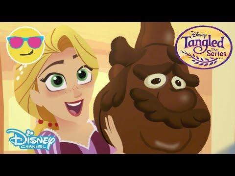 Tangled: Inside the Journal | Freckles 🍫 | Official Disney Channel UK
