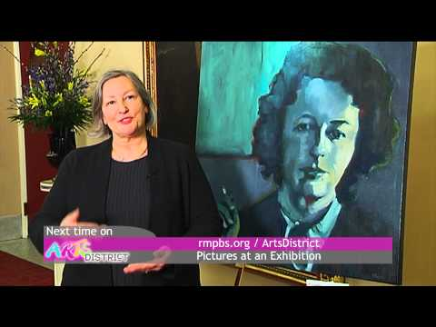 Arts District Promo: Angela Fisher & Carol Beckwith, George Levi, Copley Society Of Art