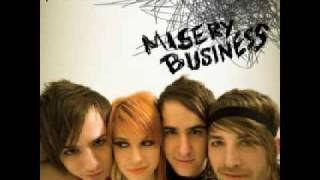 Paramore - Misery Business - MALE VERSION