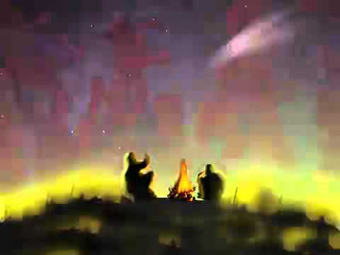 David & Steve Gordon - West Wind Receiving Sun Blessing (Shaman's Vision Journey)