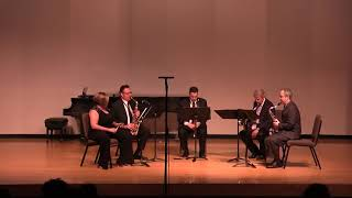 Hippocrene Saxophone Quartet -The Gift of Life by Jeff Scott